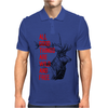 All good things are wild and free Mens Polo