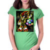 All Hail Shadow +Cliche Title alert+ Womens Fitted T-Shirt