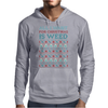 All I Want for Christmas is Weed Mens Hoodie