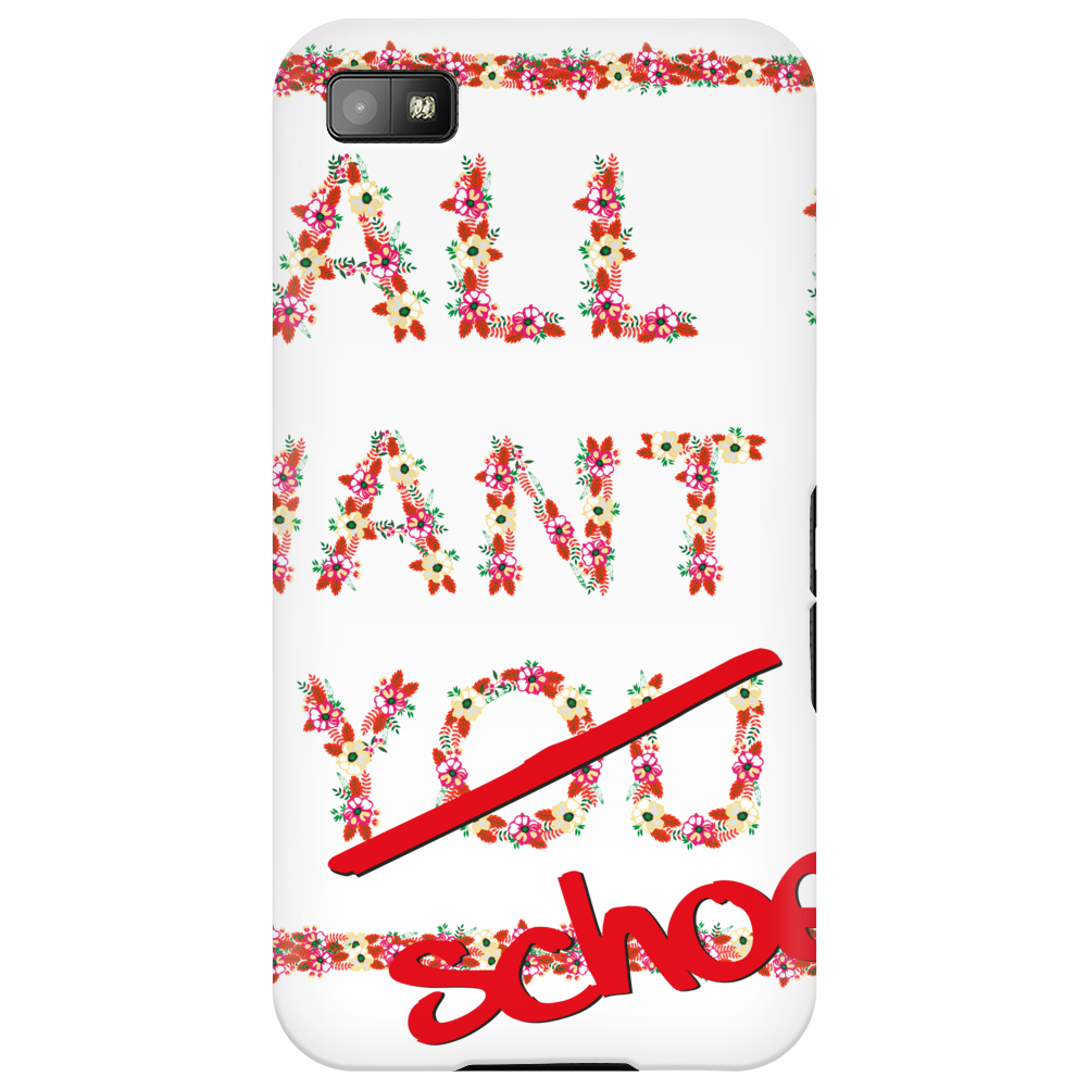 All I want Phone Case