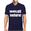All Natural Mens Polo
