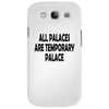 All palaces are temporary palace Phone Case