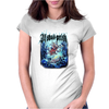All Shall Perish Deep Sea Womens Fitted T-Shirt