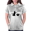 All Too Easy Funny Humor Geek Womens Polo