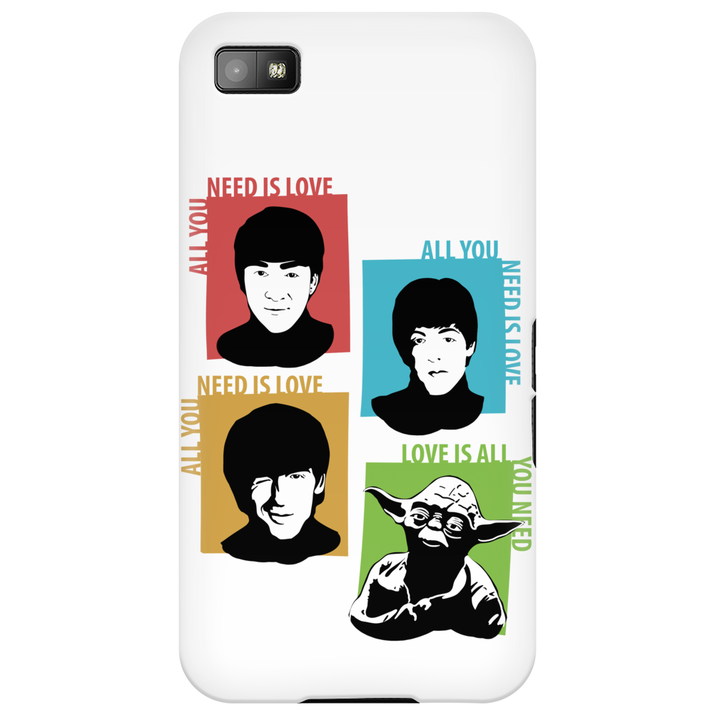 All you need is love, love is all you need Phone Case