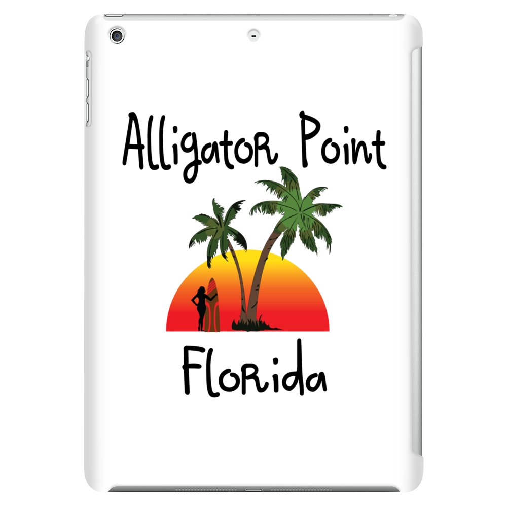 Alligator Point Florida. Tablet