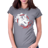 Alpha Male Womens Fitted T-Shirt
