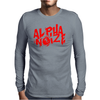 Alpha Noize Mens Long Sleeve T-Shirt