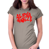 Alpha Noize Womens Fitted T-Shirt