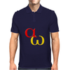 alpha omega beginning end Mens Polo