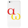 alpha omega beginning end Phone Case