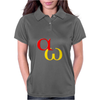 alpha omega beginning end Womens Polo