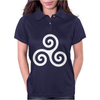 Alpha Teenwolf Womens Polo