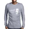 ALRIGHT DAVE Mens Long Sleeve T-Shirt
