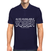 Also Available Sober Excludes Weekends Mens Polo