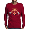 Altered Mens Long Sleeve T-Shirt