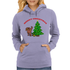 ALTERNATIVE CHRISTMAS Womens Hoodie