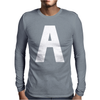 Alvin And The Chipmunks Comedy Movie Mens Long Sleeve T-Shirt