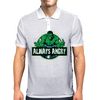 Always Angry Mens Polo