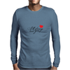 Always love you Mens Long Sleeve T-Shirt