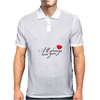 Always love you Mens Polo