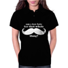 Am I Too Late for that Mustache Thing Womens Polo