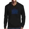 Amateur Driver on an Open Course racing logo. Mens Hoodie