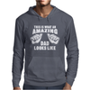 Amazing Dad Funny Mens Hoodie