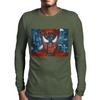 Amazing Spiderman Mens Long Sleeve T-Shirt