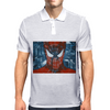 Amazing Spiderman Mens Polo