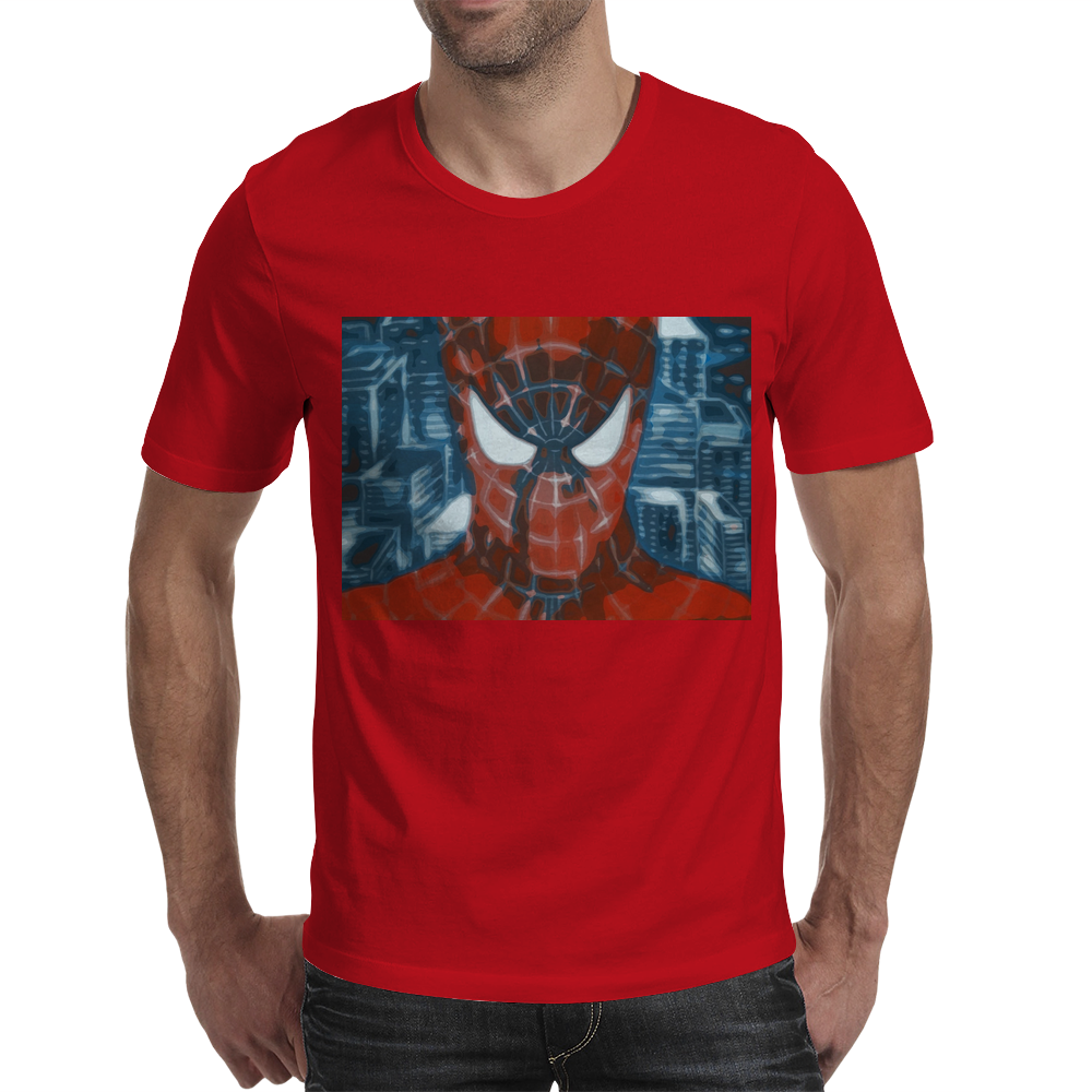Amazing Spiderman Mens T-Shirt