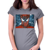 Amazing Spiderman Womens Fitted T-Shirt