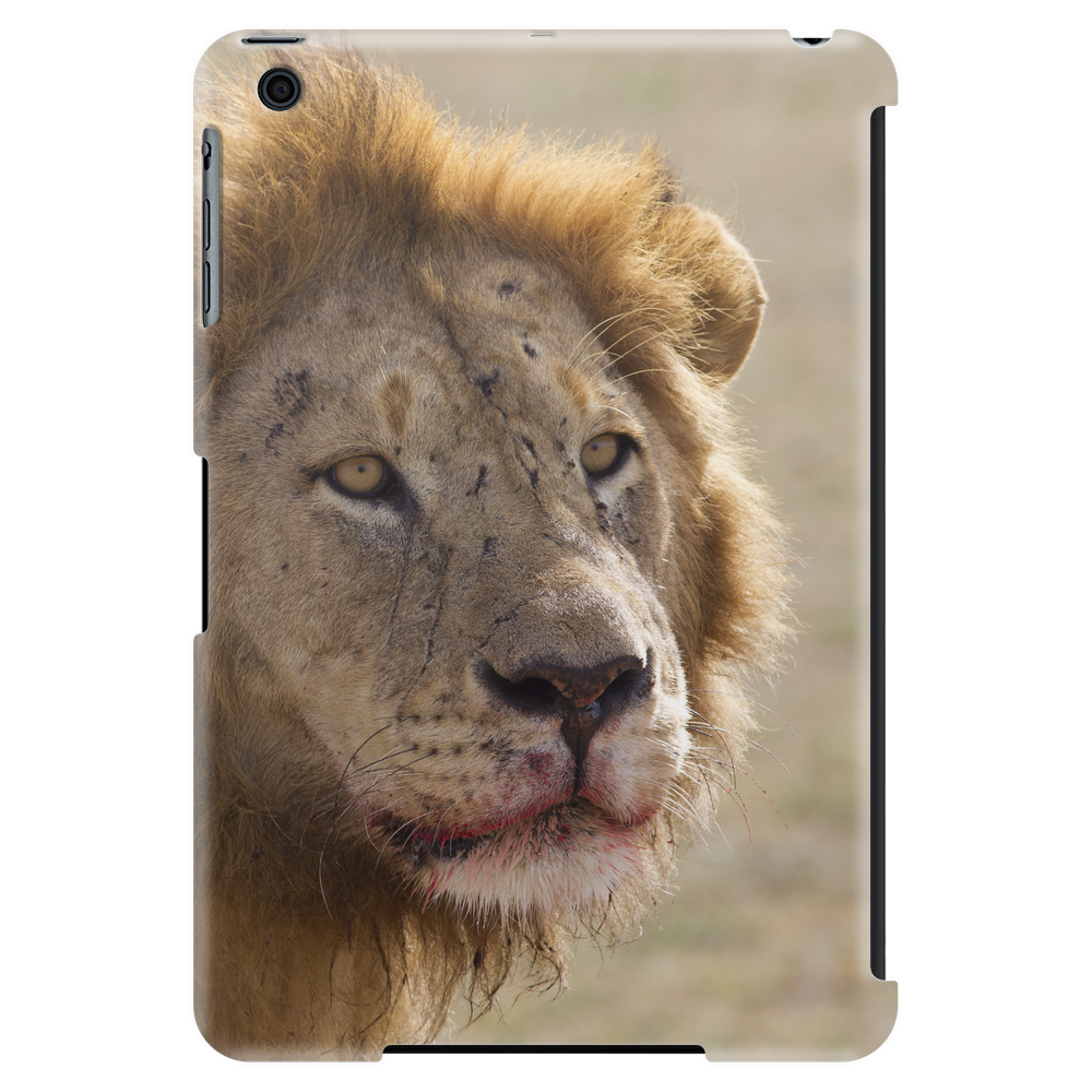 AMAZING WILDLIFE - LION Tablet (vertical)