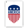 America 4th July USA Shield Tablet