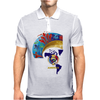 america football Mens Polo