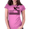 America Gobsmacked Womens Fitted T-Shirt