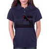 America Gobsmacked Womens Polo
