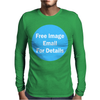 American Apparel Mens Long Sleeve T-Shirt