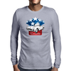 American classic Corvette Mens Long Sleeve T-Shirt