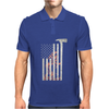 American Firefighter - Funny Mens Polo