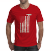 American Firefighter - Funny Mens T-Shirt