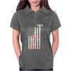 American Firefighter - Funny Womens Polo