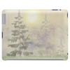 American Goldfinch Morning Mist Tablet (horizontal)
