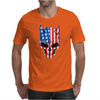 American Hellion Skull Mens T-Shirt
