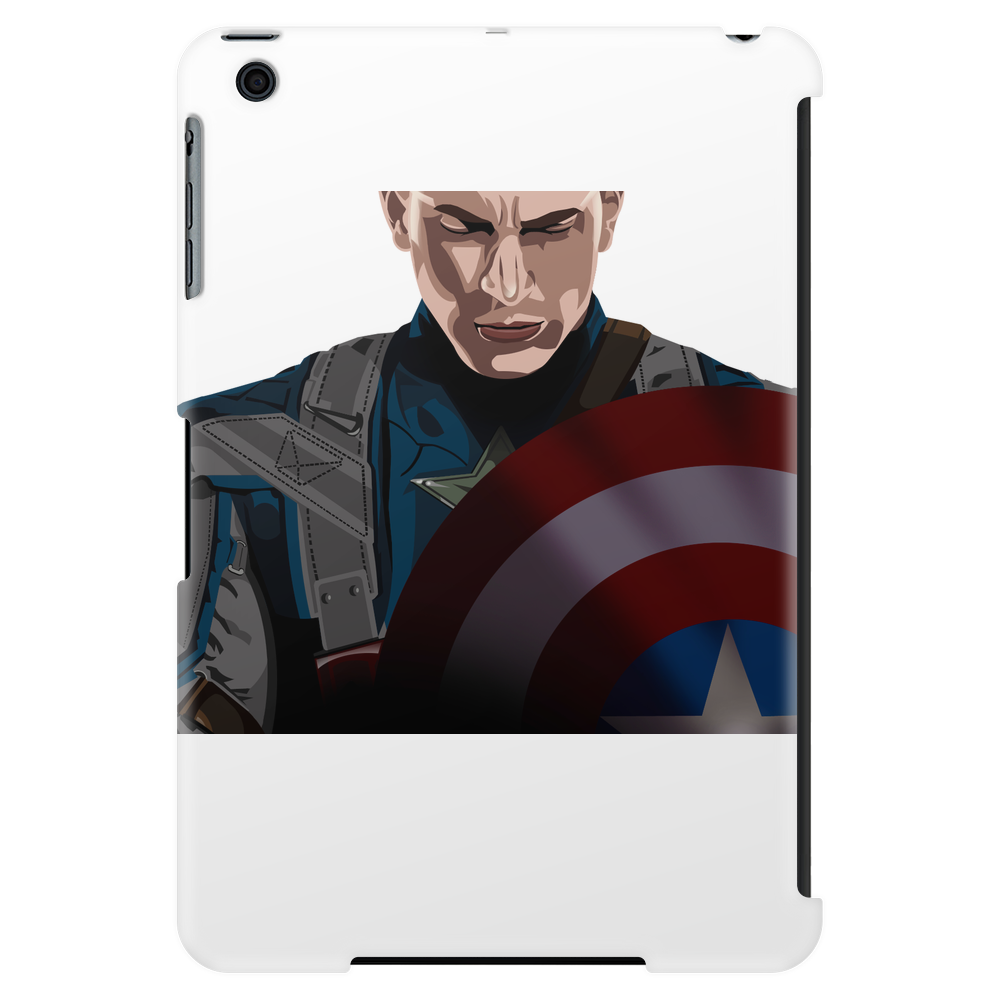 American Hero Tablet (vertical)