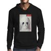American Horror Nun Bleeding Eyes Story Mens Hoodie
