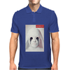 American Horror Nun Bleeding Eyes Story Mens Polo