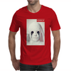 American Horror Nun Bleeding Eyes Story Mens T-Shirt
