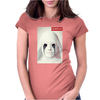 American Horror Nun Bleeding Eyes Story Womens Fitted T-Shirt