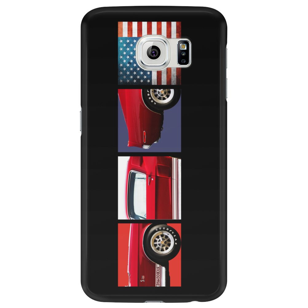 American Icon - Mustang GT500 KR Phone Case